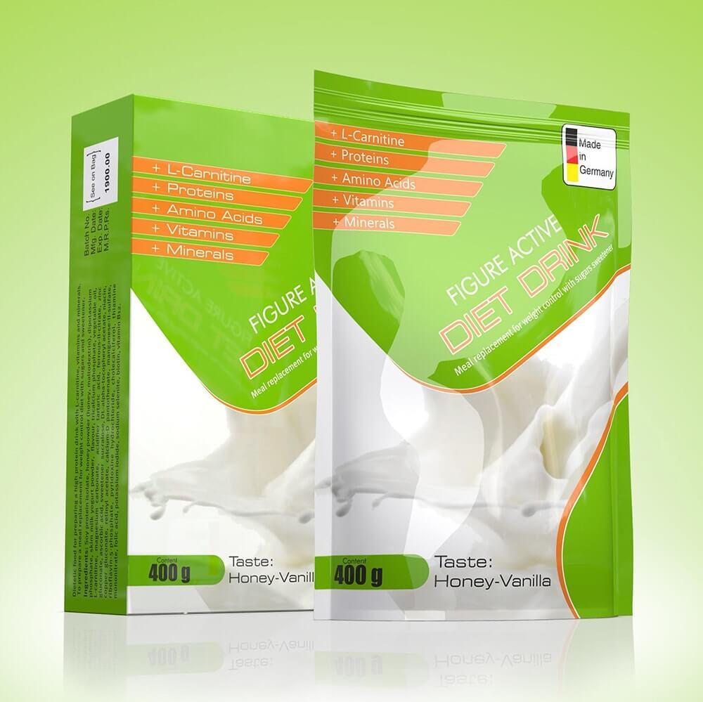 3d packaging rendering