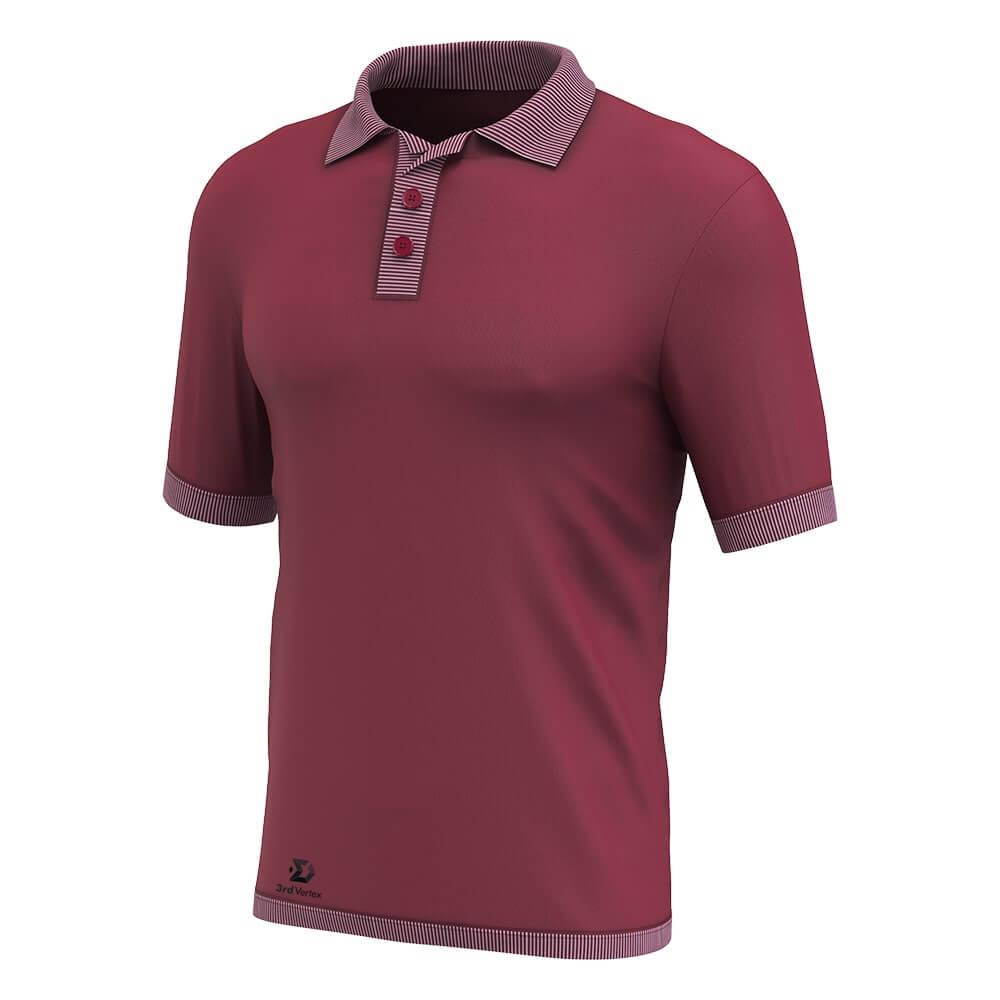 3d Mockup Polo Shirt